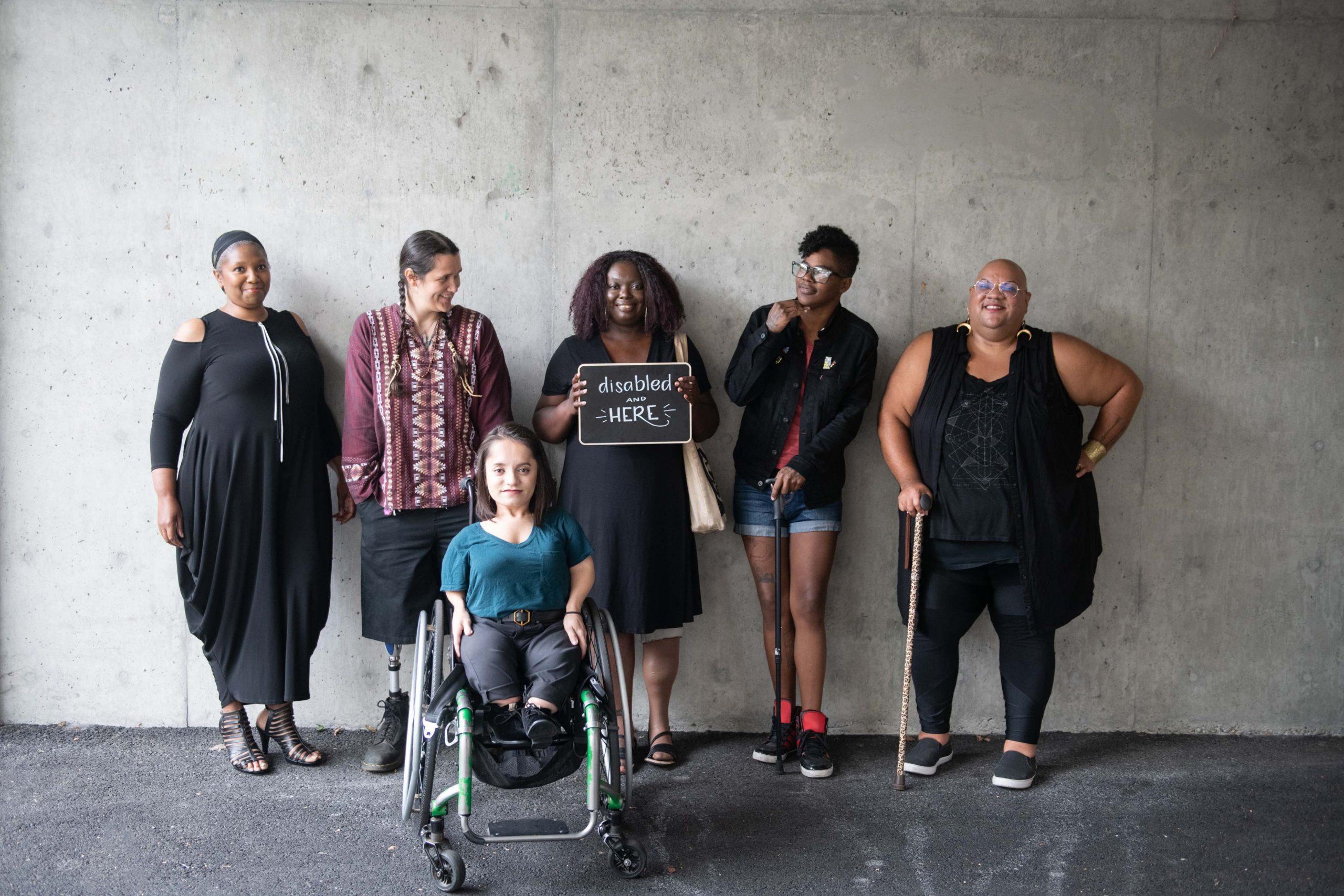 Creating Accessible Neighbourhoods