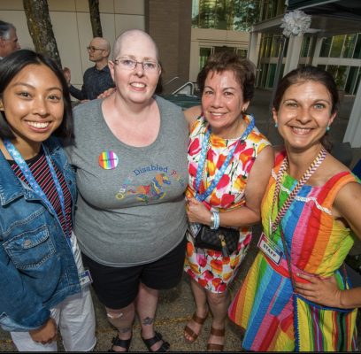 Burnaby Pride Community Action Network